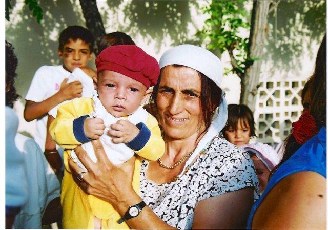 Κέντρο Ημέρας για τους Ρομά