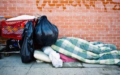 Πως μπορώ να βοηθήσω έναν άστεγο