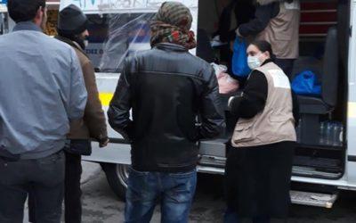 Δράσεις της ΚΛΙΜΑΚΑ για ευάλωτες πληθυσμιακές ομάδες κατά τη διάρκεια εξάπλωσης του COVID-19
