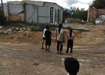 Κέντρο Ημέρας για Ρομά – Ενημέρωση για εμβολιασμούς σε καταυλισμούς